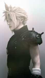 Cloud Strife from 10th Anniversary
