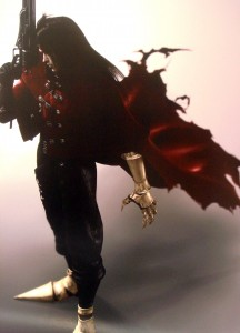 Vincent Valentine from 10th Anniversary