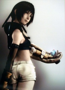Yuffie Kisaragi from 10th Anniversary
