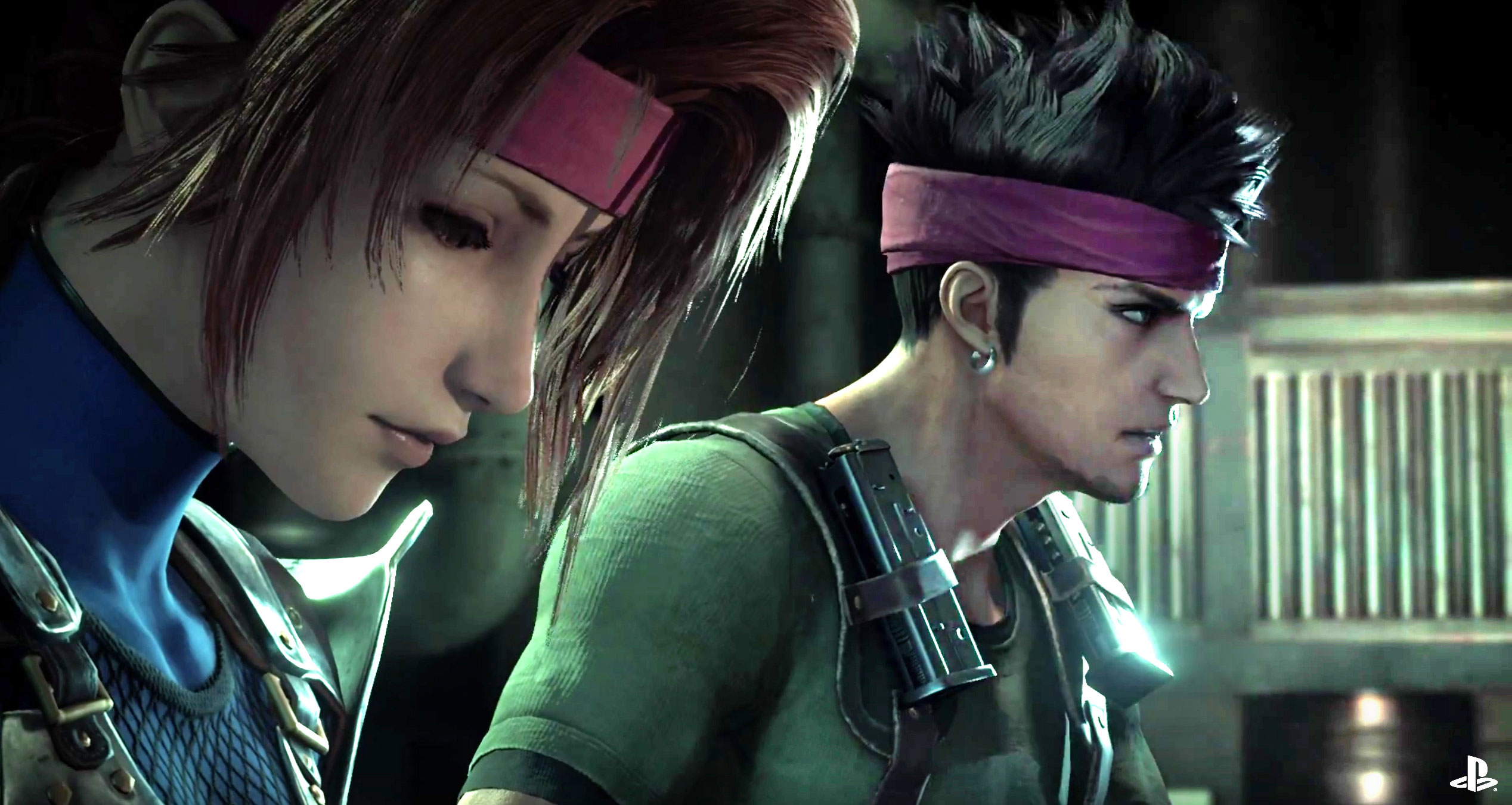 English Voice Acting Ffvii Remake