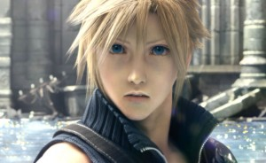 Cloud from Advent Children Complete