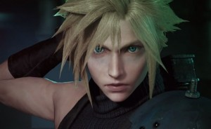 Cloud from Final Fantasy VII Remake