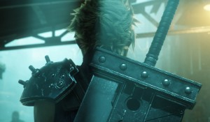 Cloud Strife from E3 2015 Trailer